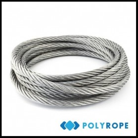 Galvanized Steel Ropes