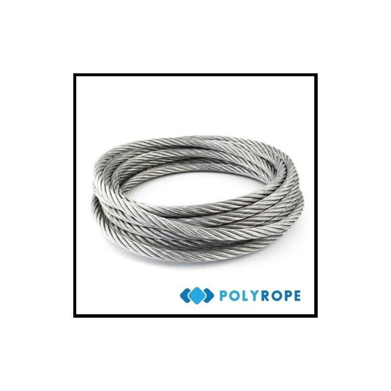 Galvanized Steel Ropes