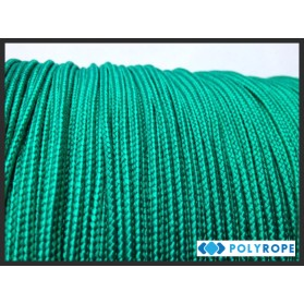 Polypropylene Ropes – Braided GREEN
