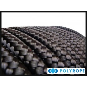 Polypropylene Ropes – Braided BLACK