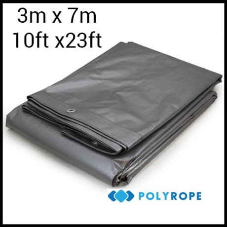 Tarp tarpaulin 210gsm heavy duty strong 100% waterproof garden car cover camping
