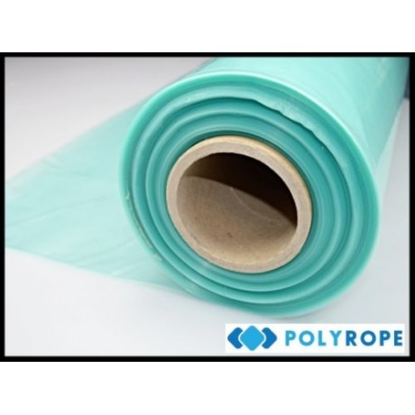 8 METERS WIDE UV4 ROLL CLEAR POLYTHENE SHEETING