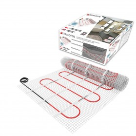Underfloor Electric Heating Wire Mat Kit 150w/m2