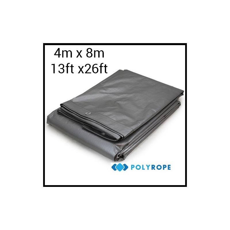 Tarp tarpaulin 210gsm heavy duty strong 100% waterproof garden car cover camping