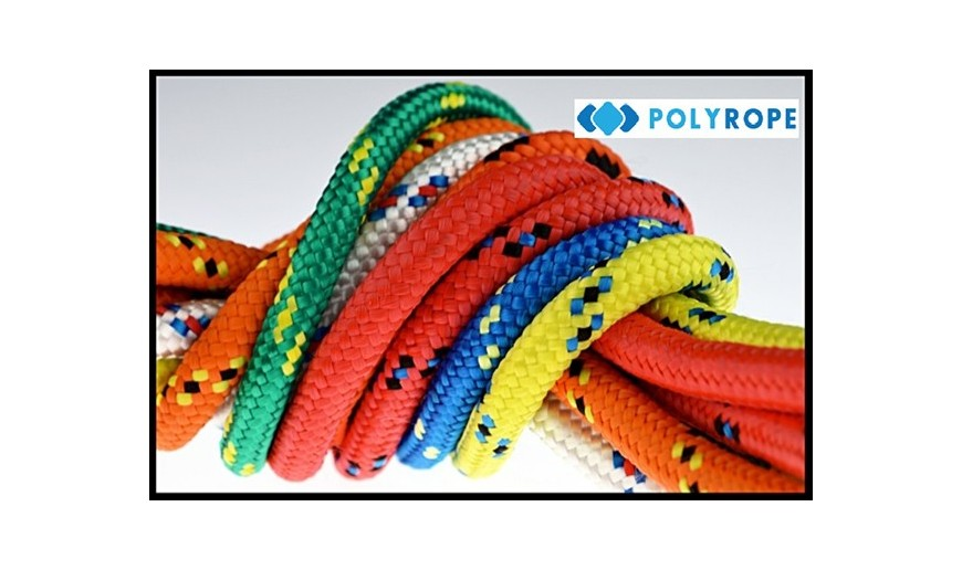 Braided Polypropylene Ropes
